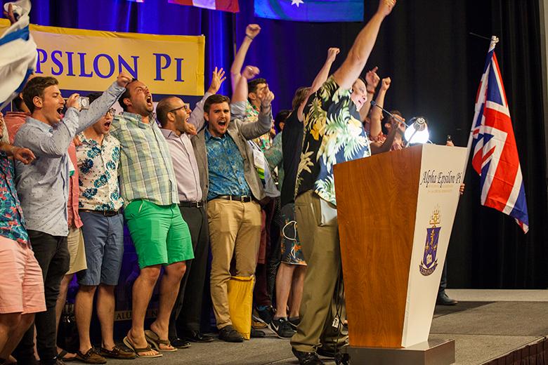Convention Award Winners: Saturday – AEPi