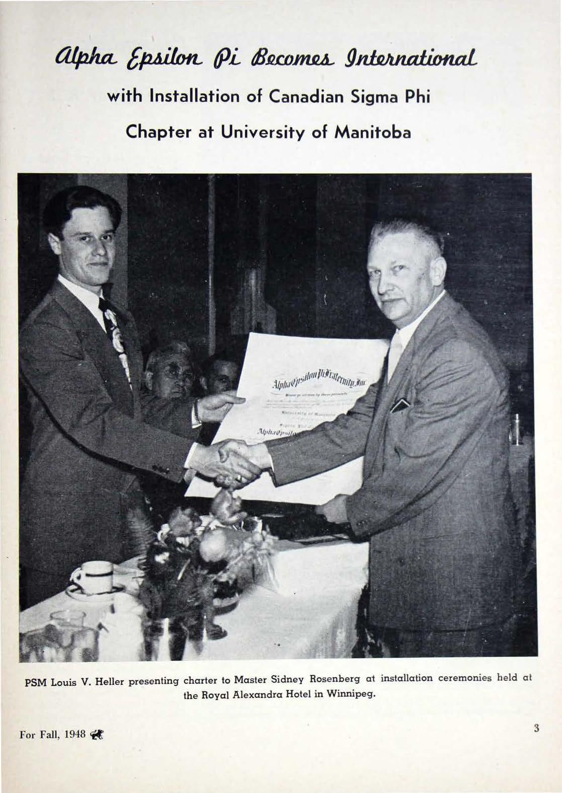 1948 Canada