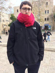 Brett Stolberg, Central, Florida, 2018, Israel