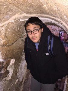 Jerusalem, Tunnel, Wall