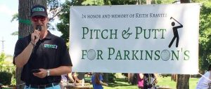 Kyle Kravitz Pitch and Putt for Parkinson's