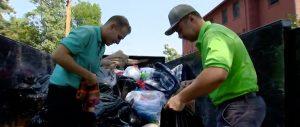 CU Boulder Brothers Donate