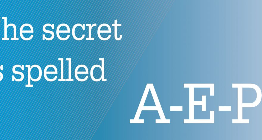 The Secret is Spelled AEPi Mitch Bard