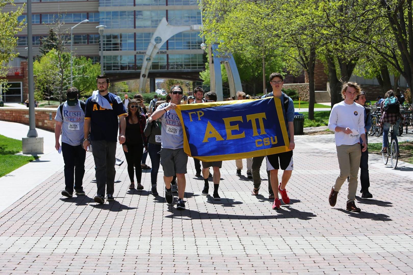 CSU AEPi We Walk to Remember