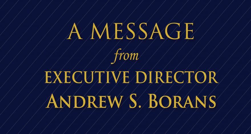 Andrew S. Borans Blog