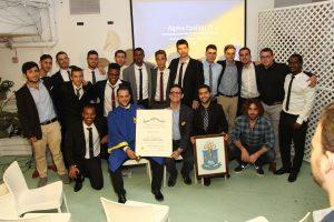 Tel Aviv Chartering Ceremony