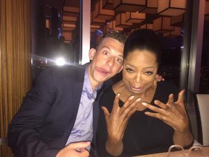 Oprah and Max Silver