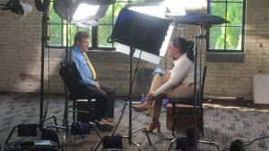Oprah, Frank Luntz 60 Minutes