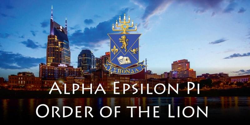AEPi order of the lion