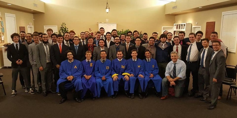 Alpha Epsilon Pi at ASU Chartering Ceremony