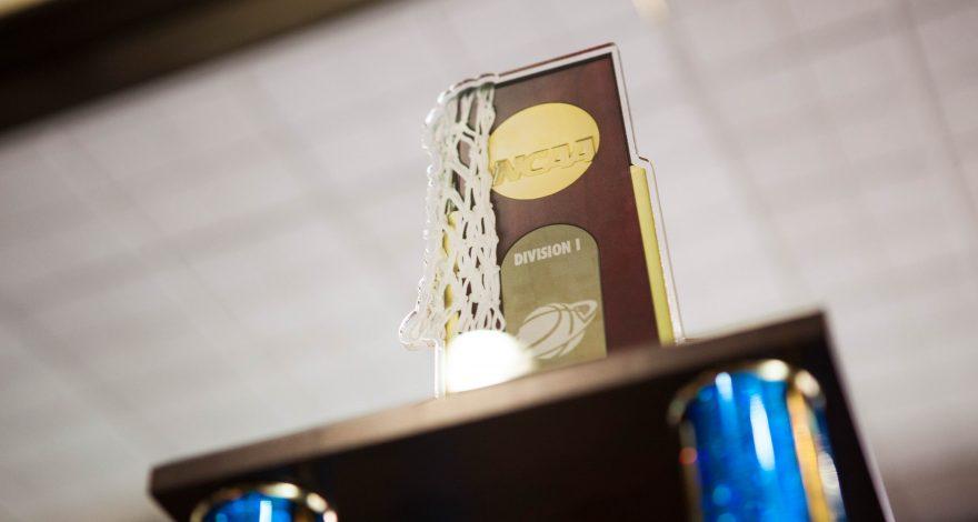 AEPi Mensch Madness Trophy