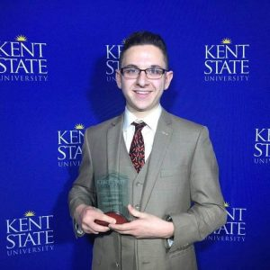 Ezra Katz (Kent State, 2019)