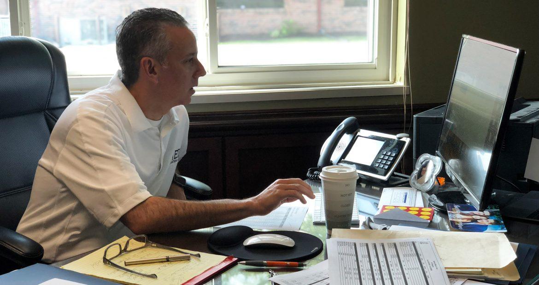 Jim Fleischer AEPi CEO