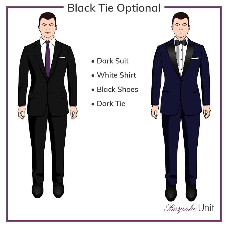Black-Tie-Optional