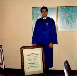 Jeff Jacobson (Northern Arizona, 1992)