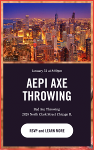 AEPi Axe Throwing Chicago