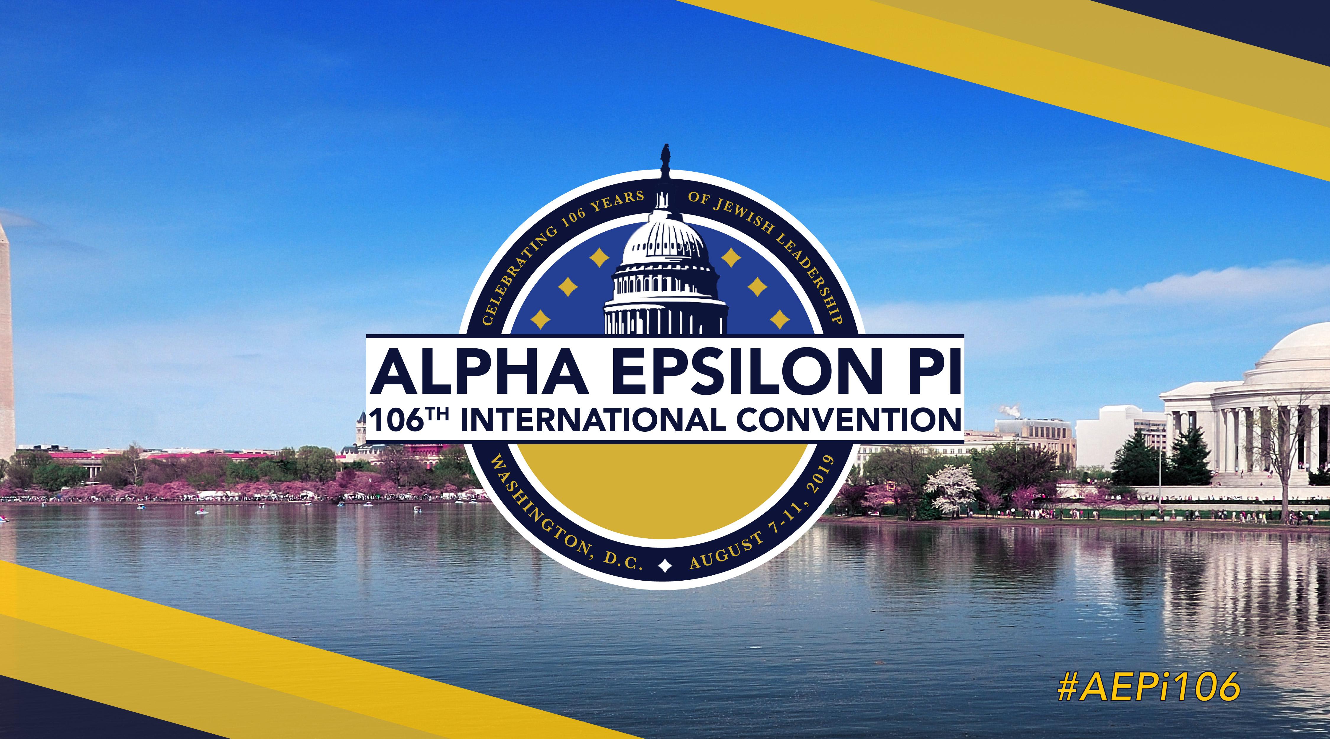 106th International Convention Preview – AEPi